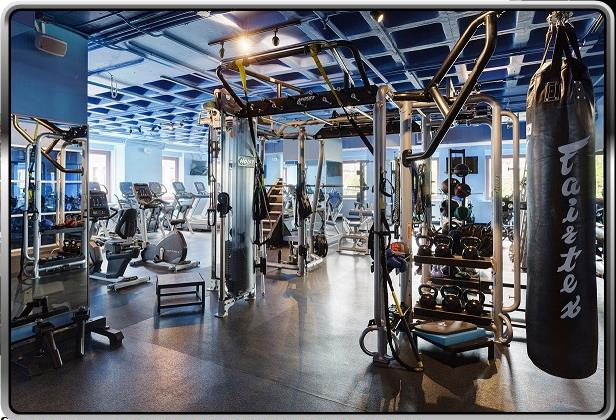 A gym in need of fitness equipment maintenance services in Livermore, CA